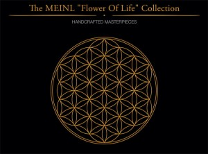 Gong Meinl G36-FOL Flower Of Life Collection