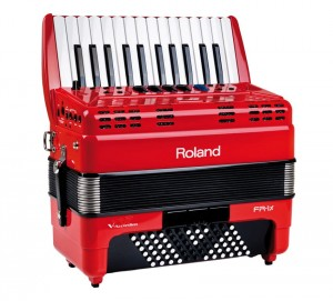 Akordeon Roland FR-1X RED