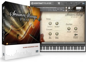 Program Native Instruments Session String Pro