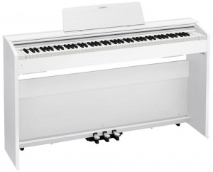 Casio PX-870 WE - pianino cyfrowe Privia