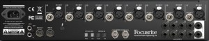 Focusrite Clarett 8 PreX interface audio + Plug-in Collective