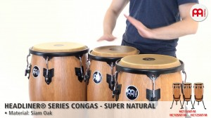"Conga Meinl HC10SNT-M 10"" + statyw"