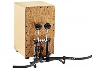 Stopa do cajona podwójna Meinl TMDCP Double Bass Direct Drive Cajon Pedal