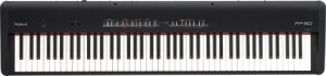 Roland FP-50 BK - stage piano