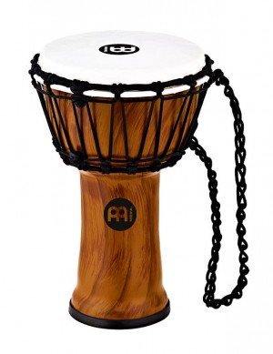 "Djembe Meinl JRD-TA 7"" Junior Twisted Amber"