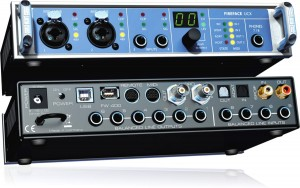 RME Fireface UCX - interface audio USB/Firewire - POWYSTAWOWY