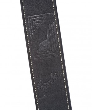 Pasek do gitary Fender Monogram Leather 099-0681-006