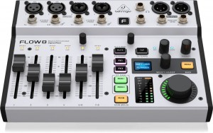 Behringer FLOW 8 – mikser cyfrowy