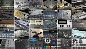 Program Arturia Spark Vintage Drum Machines