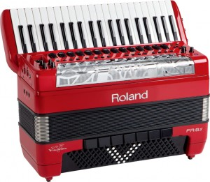 Akordeon Roland FR-8X RED