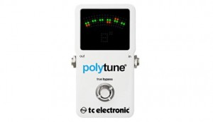 Tuner TC Electronic Polytune 2