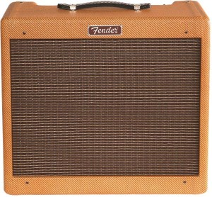 Fender Blues Junior Laquered Tweed LTD C12N - wzmacniacz gitarowy