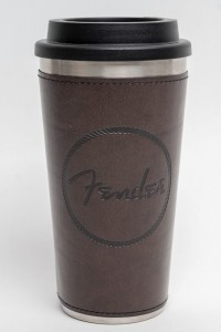 Kubek Fender Tumbler 16 oz Brown