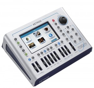 Ketron MidJay Pro - interfejs MIDI / player