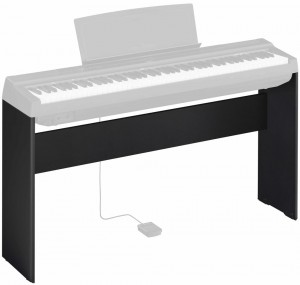 Yamaha L-125 B - statyw do pianina P-125 B