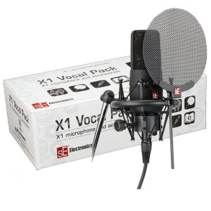 Mikrofon SE Electronics X1 Vocal Pack