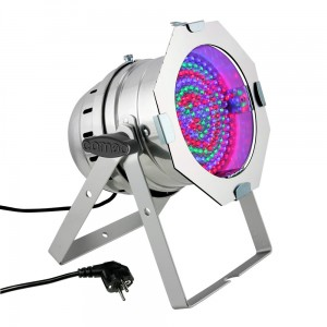 Cameo PAR 64 LED CLP64RGB10PS