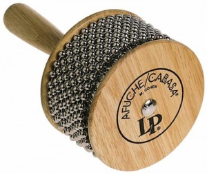 Cabasa Latin Percussion LP-234A Standard Wood