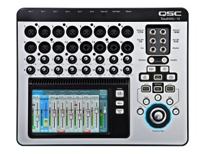Mikser cyfrowy QSC TouchMix 16