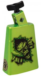 Cowbell Latin Percussion LP204C-ZMG Zombie Green