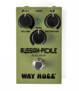 Way Huge WM42 Russian Pickle Fuzz Mk III – efekt gitarowy