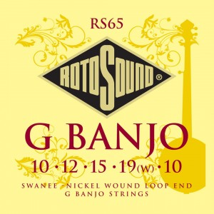 Struny do banjo Rotosound RS65 Swanee