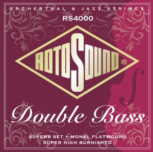 Struny do kontrabasu Rotosound RS4000M Double Bass