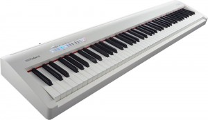 Roland FP-30 WH pianino cyfrowe stage piano białe