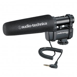 Audio-Technica AT-8024 - mikrofon do kamery