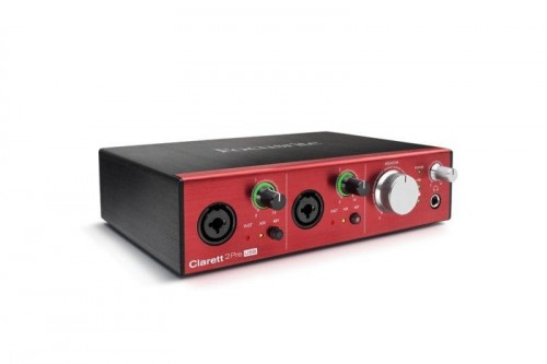 Focusrite Clarett 2Pre USB - interface audio + Plug-in Collective